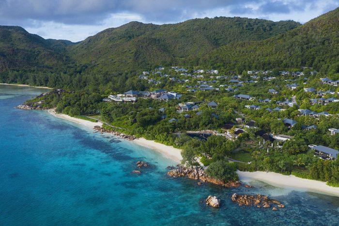 Hôtel Raffles Praslin 5*, Seychelles