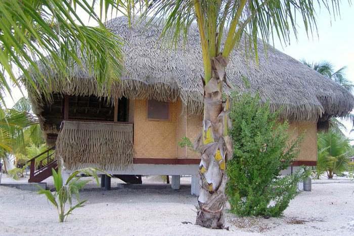 bungalow supérieur plage