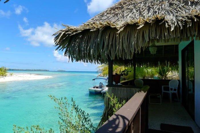 Hôtel Relais Royal - Tikehau, Polynésie