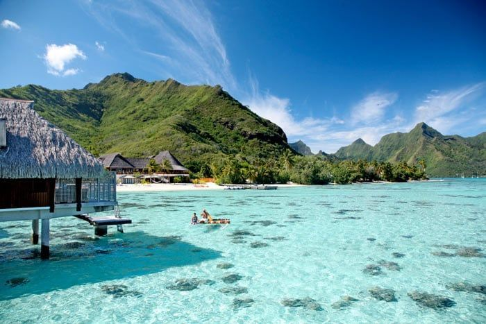 Hôtel Hilton Moorea Lagoon Resort & Spa 5*, Polynésie