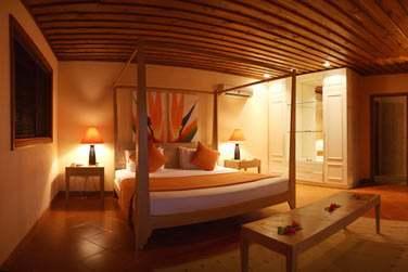La décoration des chambres