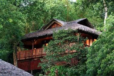 Votre séjour commencera à l'hôtel Cerf Island Resort sur l'ile de Cerf island