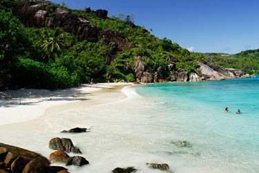 Les plages des Seychelles