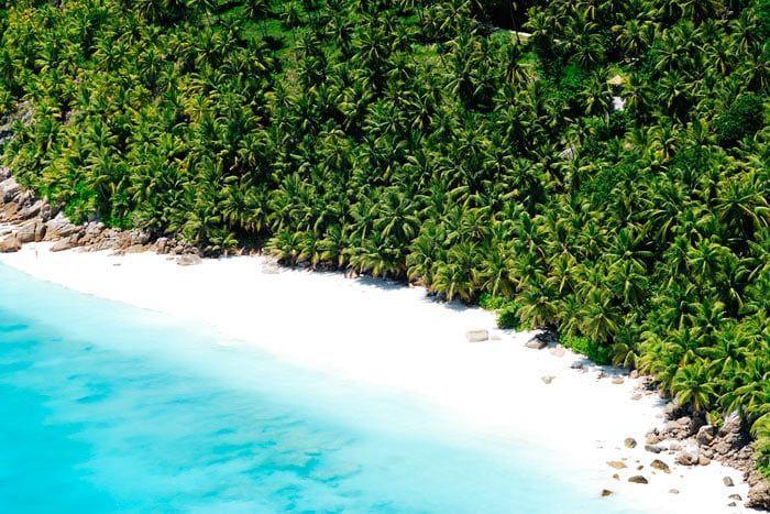 Combin� 3 �les - Divines Seychelles 4*