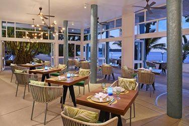 Le restaurant TAMARIND vous fera découvrir de savoureux mets asiatiques en bordure de plage