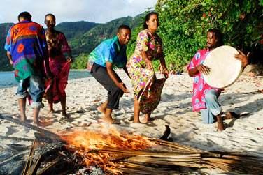 Et un accueil et une ambiance Seychelloise