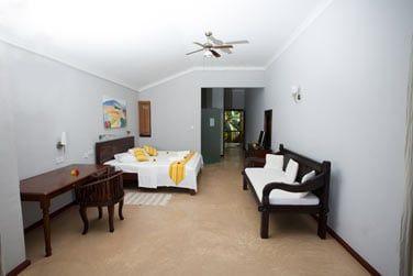 Chambre Premier très spacieuse