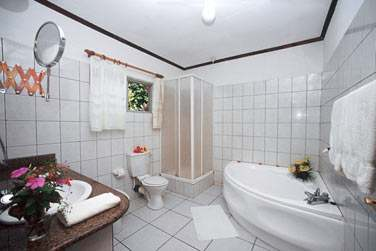 Votre chambre et salle de bain sera spacieuse