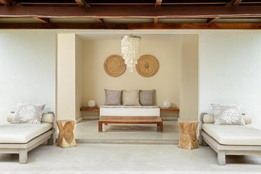 Dès la réception, découvrez de merveilleux espaces de détente