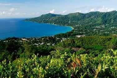 Bienvenue sur l'île de Mahé !