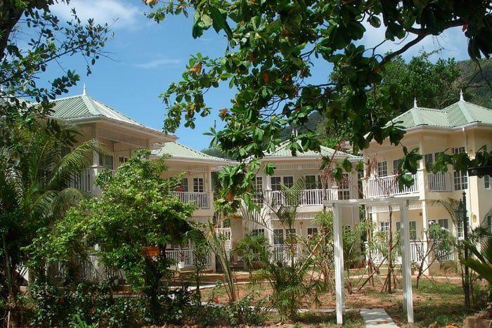 BordMer Villas, Seychelles
