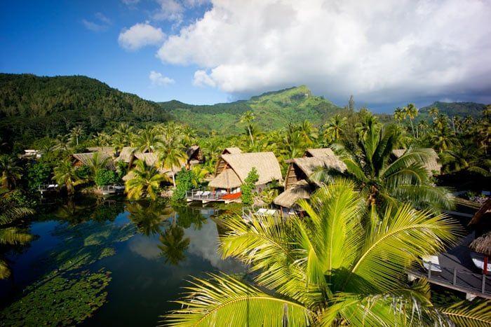 Hôtel Maitai Lapita Village - Huahine 3*, Polynésie