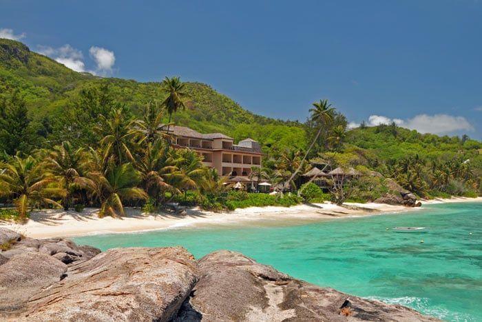 Hôtel Allamanda Resort & Spa - Doubletree by Hilton Seychelles 3* Supérieur