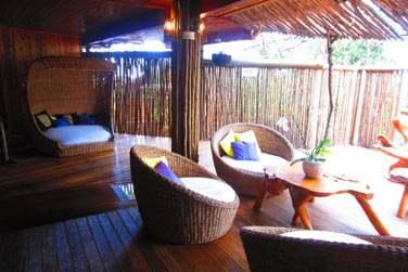 Les espaces de relaxation...