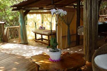 Un immense espace spécialement dédié à votre bien-être... Un endroit idéal pour vous reposer après une randonnée !