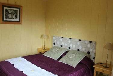 Pleines de charme, les chambres vous promettent confort et espace