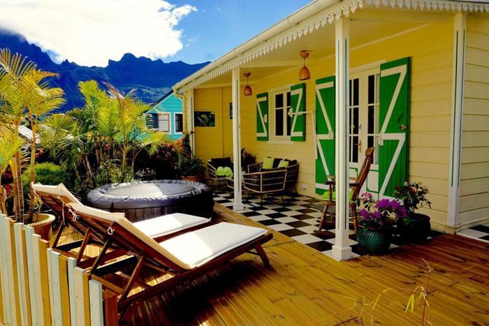 Hôtel Case Nyala, Réunion