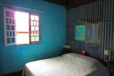 La chambre créole et sa décoration très originale !