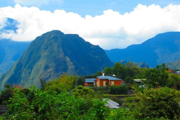 Hôtel Jardin d'Heva 2*, Réunion