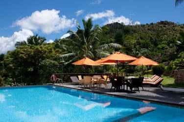 L'hôtel L'Archipel vous promet un séjour en toute quiétude où règnent tranquillité et discrétion.