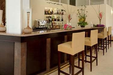 L'hôtel l'Archipel possède deux restaurants : deux très bonnes tables !