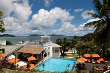 L'hôtel l'Archipel à Praslin est un véritable petit coin de paradis discret et confortable