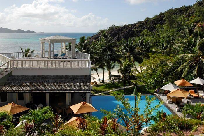 Hôtel L'Archipel 4*, Seychelles