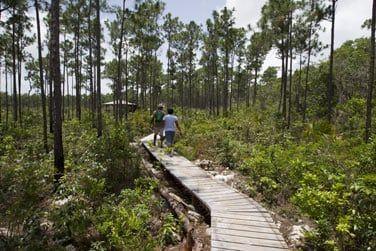 Elle offre des sites naturels incroyables