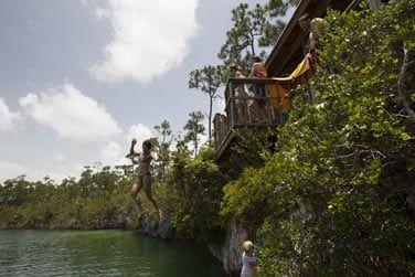 Petits et grands tomberont sous le charme de cette île nature...