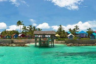 Commencez votre séjour sur l'île de Nassau/Paradise Island