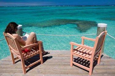 Le lieu est idéal pour un séjour repos...