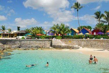 Evadez-vous avec notre combiné 2 îles Nassau/Andros