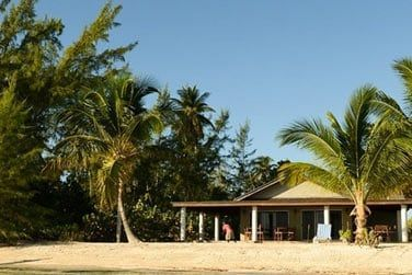 bienvenue au Swain's Cay Lodge !
