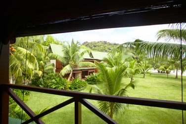 Spacieux balcons où il fait bon profiter des derniers rayons du soleil