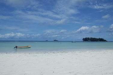 Sa longue et magnifique plage de 2 km