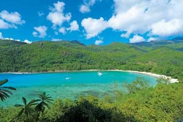 Un séjour de 7 nuits sur deux îles paradisiaques..
