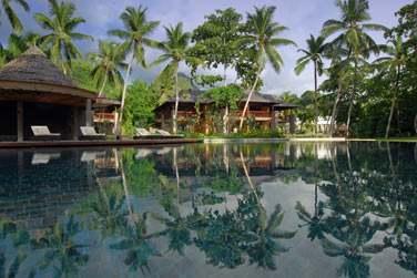 Découvrez une véritable perle de l'hôtellerie seychelloise