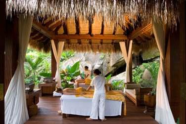 Oasis de détente et de relaxation