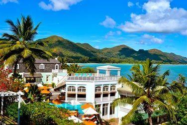 Bienvenue à l'hôtel L'Archipel 4* sur l'île de Praslin