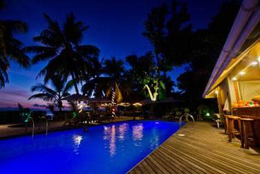 et de Romantisme à l'hôtel Indian Ocean lodge