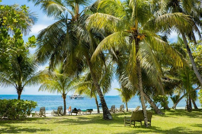 Hôtel Indian Ocean Lodge 3*, Seychelles