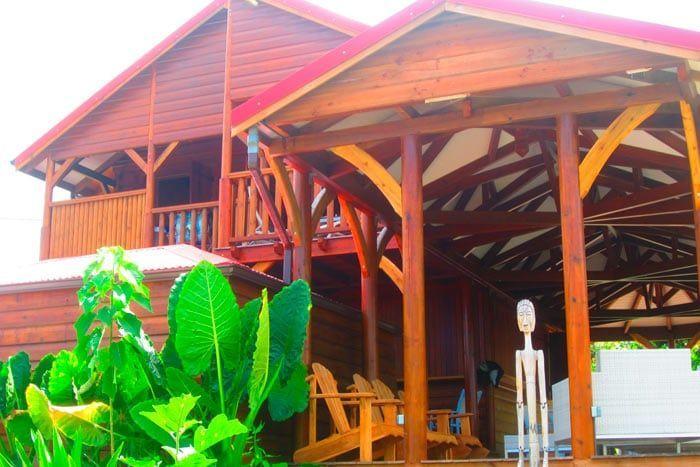 villa lagalante (1 chambre)