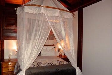 Villa Terdeho : une des chambres