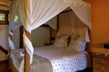 Villa Désirable : une chambre
