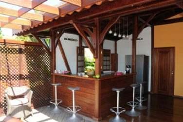 Villa Désirable : la cuisine à ciel ouvert !
