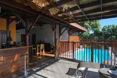 Villa Désirable : sa piscine privative