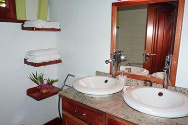 Villa Désirable : la salle de bain