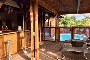 Villa Terdeba : sa belle piscine privée