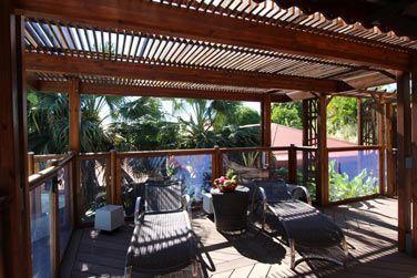 Villa Désirable :sa belle terrasse