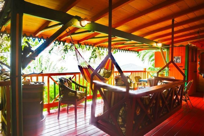 Tendacayou Ecolodge & Spa, Guadeloupe